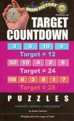 Target Countdown Puzzles