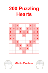 200 Puzzling Hearts
